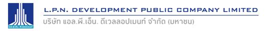 [lang=th][/lang][lang=en]L.P.N Development Public Company Limited[/lang][lang=ru][/lang] in Bangkok